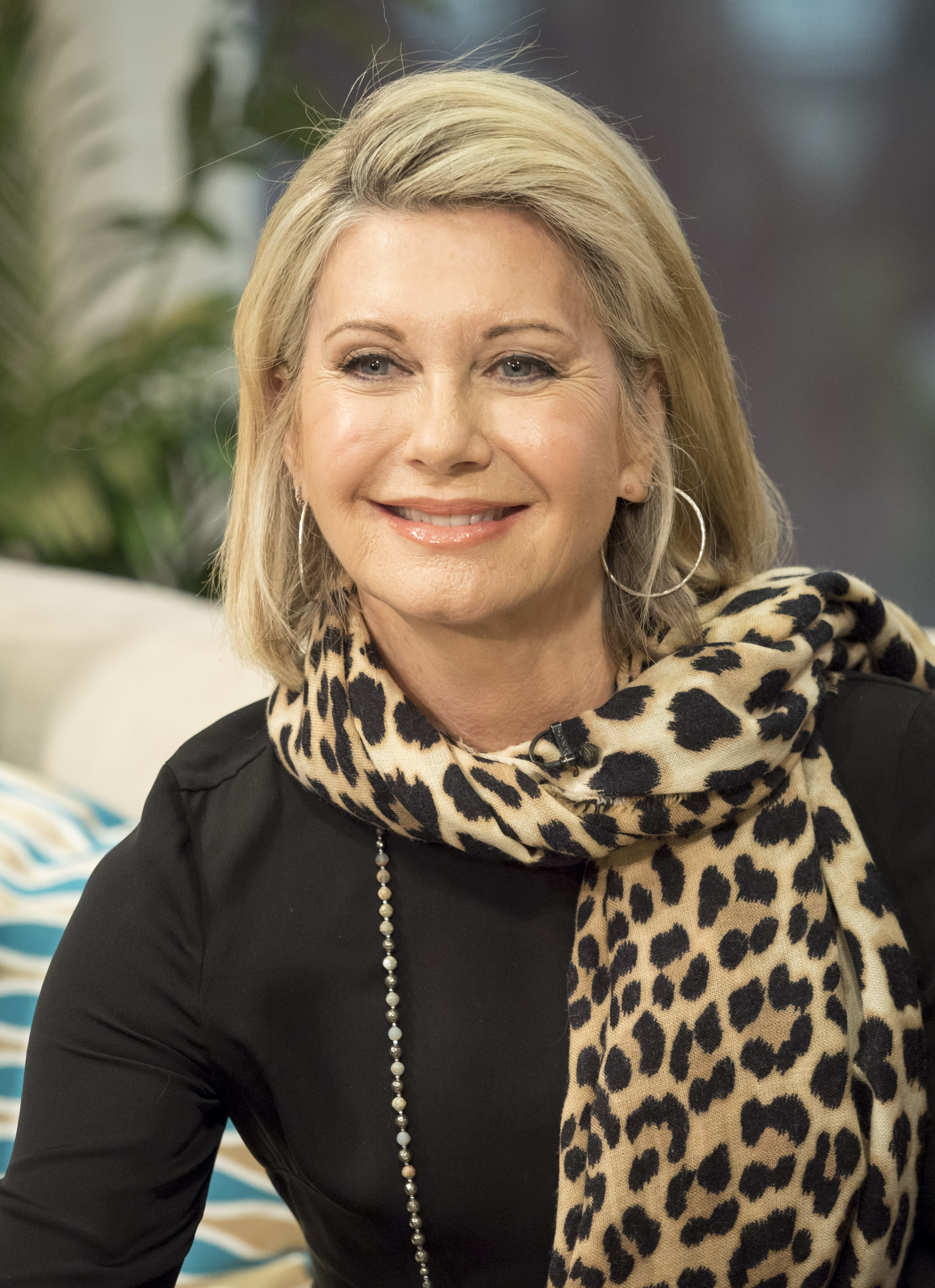 olivia newton john cancer